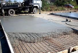 Фундамент, качественный бетон