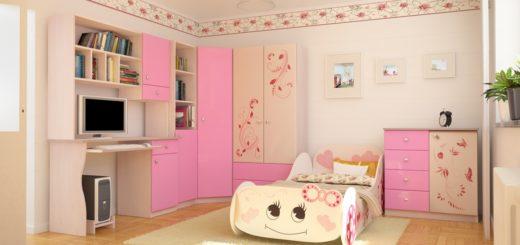 безопасная детская комната