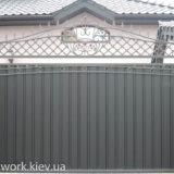 Выбираем правильные ворота для приусадебного участка