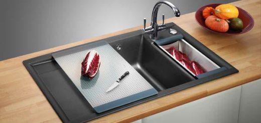 Современные мойки на кухню