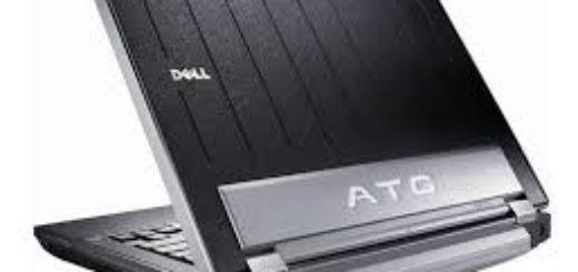 DELL E6400 ATG