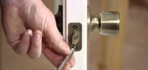 Особенности выбора двери и замка, на примере детской