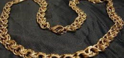 Как выбрать добротную золотую цепочку