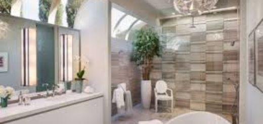 Дизайн интерьера ванной: разные стили