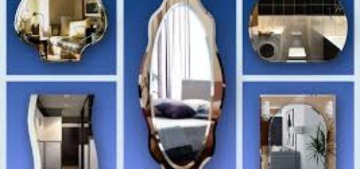 Какими бывают зеркала