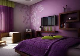 Оформление помещения различными цветами