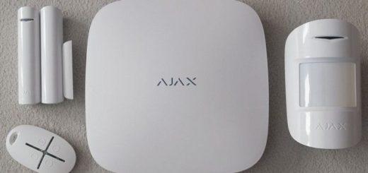 Ajax - надежная система сигнализации