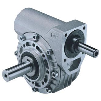 Принцип действия механического редуктора как елемента трубопроводной арматуры